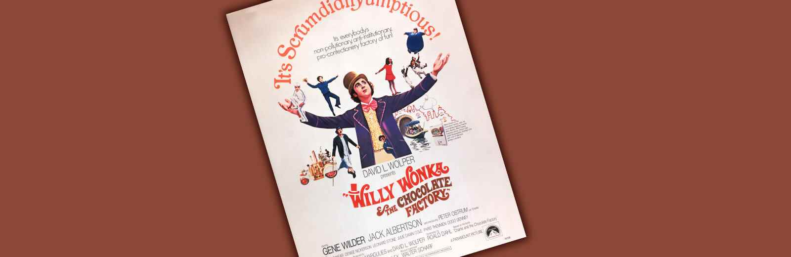 Willy Wonka and the Chocolate Factory (U)