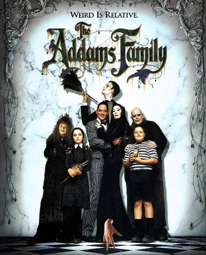 The Addams Family (PG)