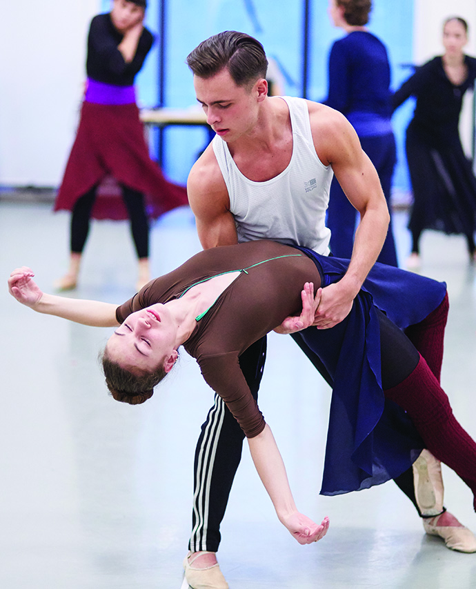 Ballet Masterclasses with Northern Ballet's Gavin McCaig