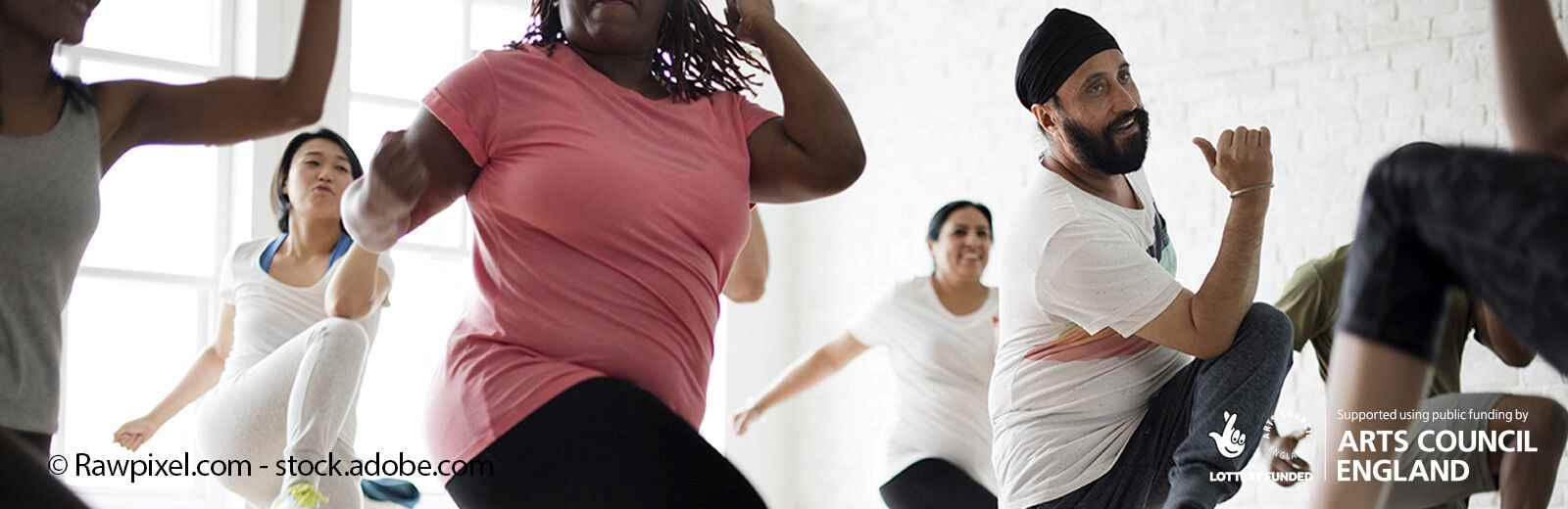 Dance Fitness with Debbie 16+
