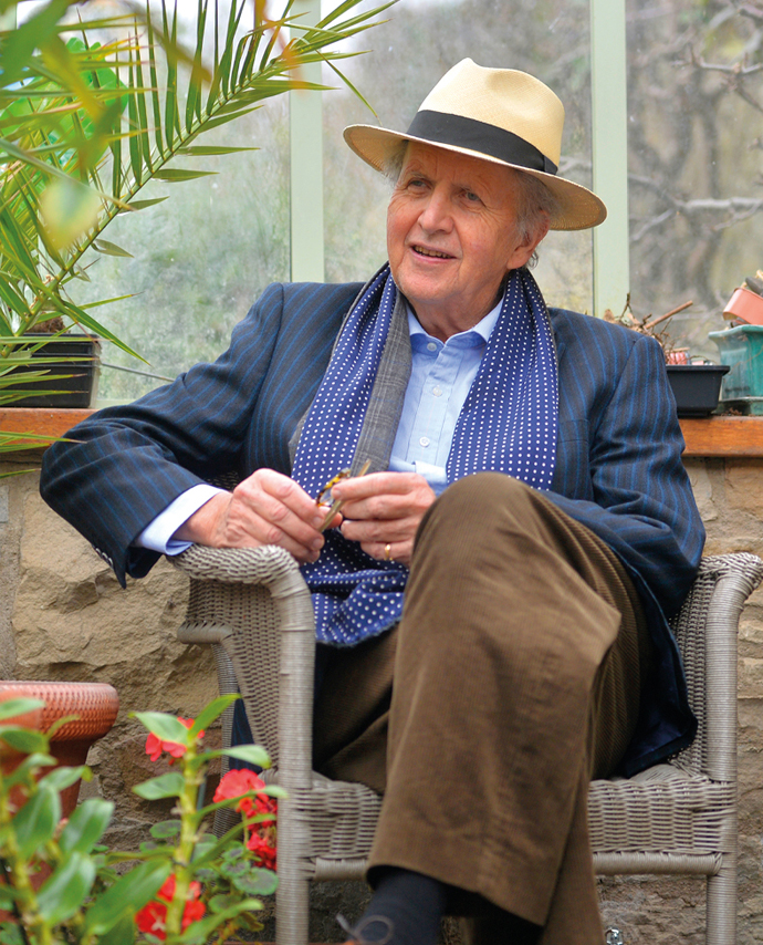 A Night In With Alexander McCall Smith | Online event